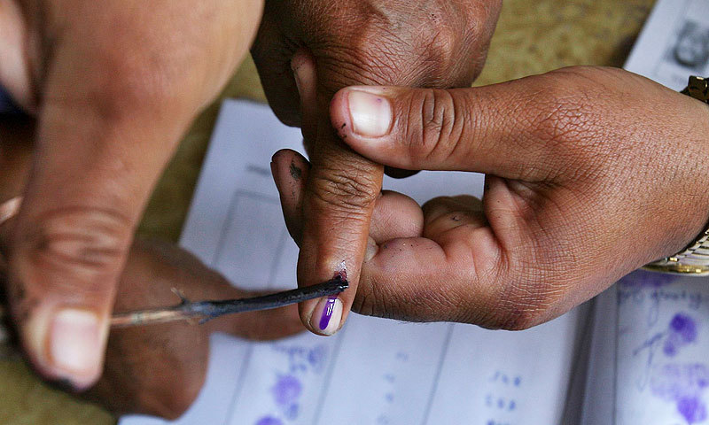 How to vote in elections?